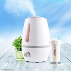 Ultrasonic Air Humidifier Purifier  Diffuser Mist